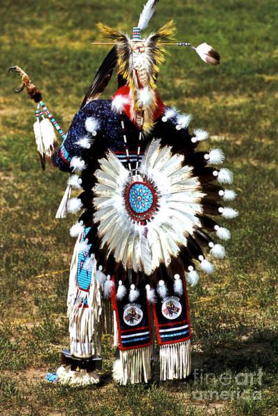 Crazy Horse Photograph - Eagle Feathers by Chris Brewington Photography LLC