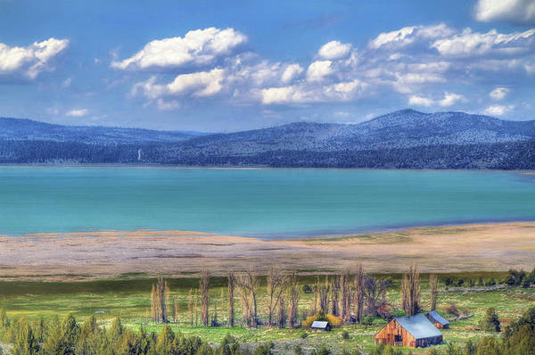 Wall Art - Photograph - Eagle Lake by Donna Kennedy