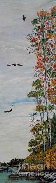 Painting - Eagles Point by Marilyn  McNish