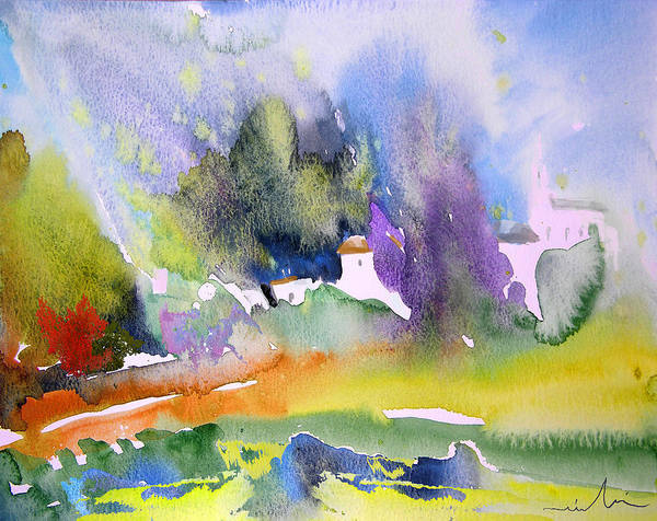 Painting - Early Afternoon 07 by Miki De Goodaboom
