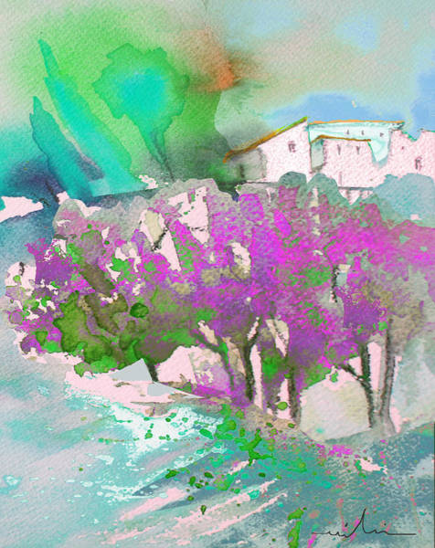 Painting - Early Afternoon 08 by Miki De Goodaboom