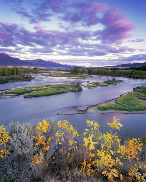 Idaho Photograph - Early Autumn by Leland D Howard