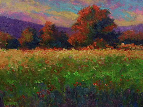 Painting - Early Autumn  by Vernon Reinike