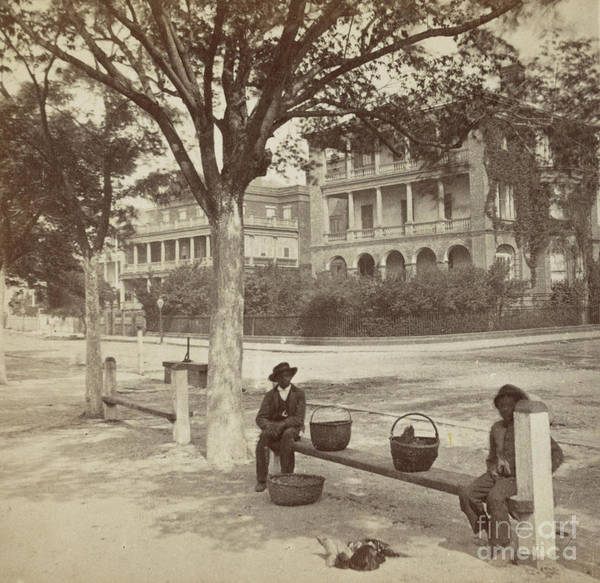 Photograph - Early Charleston by Dale Powell