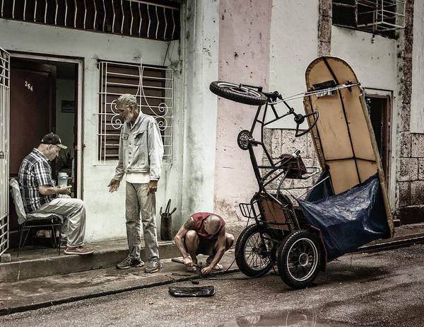 Photograph - Early Day Havana Cuba by Joan Carroll