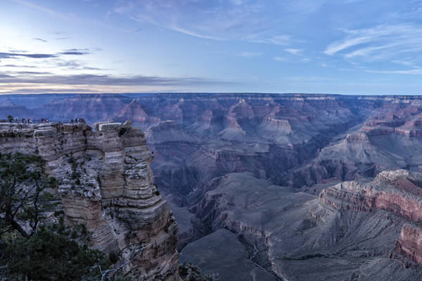 Photograph - Early Evening At The Grand Canyon No. 1 by Belinda Greb