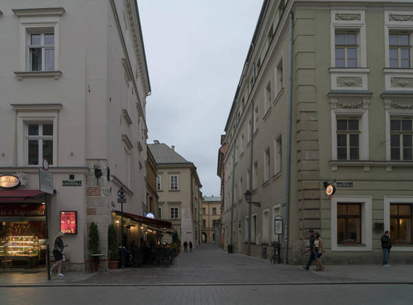 Photograph - Early Evening In Krakow by Sharon Popek