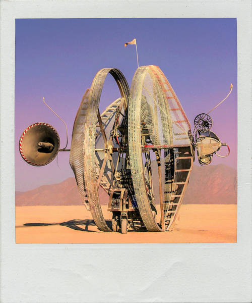 Wall Art - Photograph - Early Mars Rover Design by Dominic Piperata