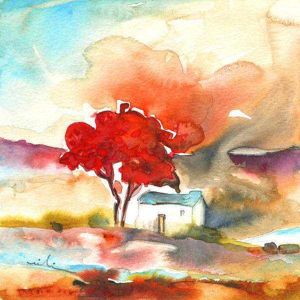 Painting - Early Morning 22 by Miki De Goodaboom