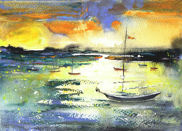 Painting - Early Morning 72 by Miki De Goodaboom
