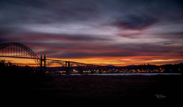 Photograph - Early Morning Bridge by Bill Posner