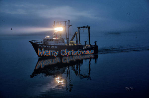 Photograph - Early Morning Christmas by Bill Posner