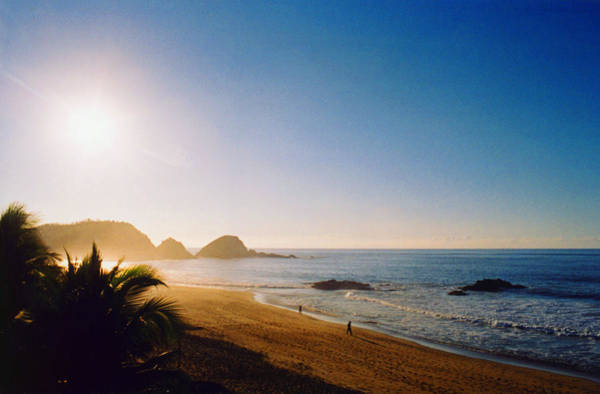 Wall Art - Photograph - Early Morning In Zipolite 2 by Lyle Crump