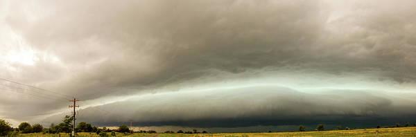 Photograph - Early Morning Nebraska Storm Chasing 024 by NebraskaSC