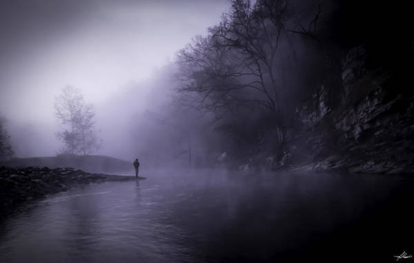 Photograph - Early Morning On The Lower Mountain Fork River by Philip Rispin