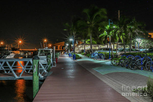 Photograph - Early Morning On The Waterfront by Tom Claud