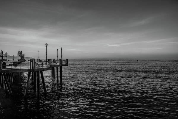 Photograph - Early Morning Redondo By Mike-hope by Michael Hope