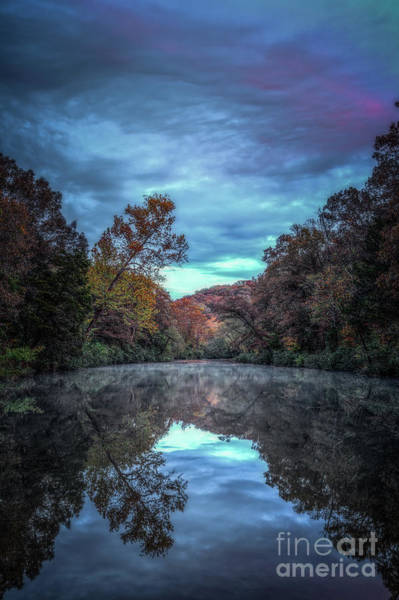 Photograph - Early Morning Reflection by Larry McMahon