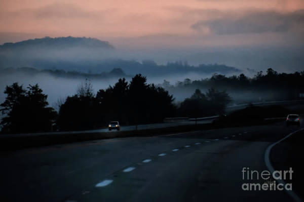 Photograph - Early Morning Road Trip by Lois Bryan