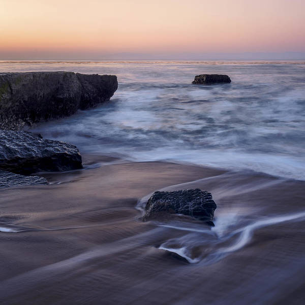 Wall Art - Photograph - Early Morning Seacsape by Steve Spiliotopoulos
