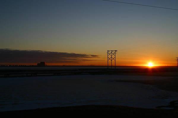 Photograph - Early Morning Sunrise by Anthony Jones