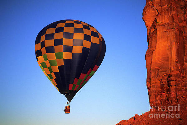 Wall Art - Photograph - Early Riser Monument Valley by Bob Christopher