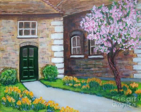 Painting - Early Spring by Laurie Morgan