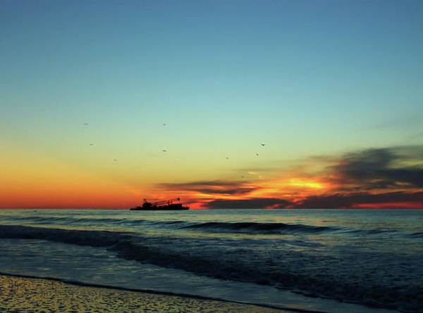 Photograph - Early Start  by Ree Reid