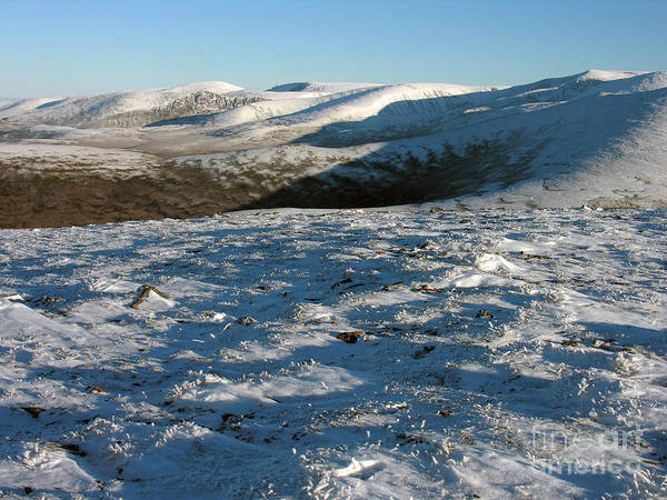 Photograph - Early Winter In The Cairngorms  by Phil Banks