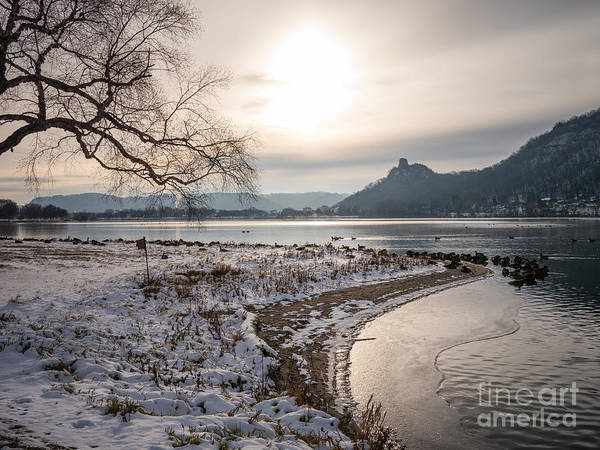 Photograph - Early Winter Sugarloaf by Kari Yearous