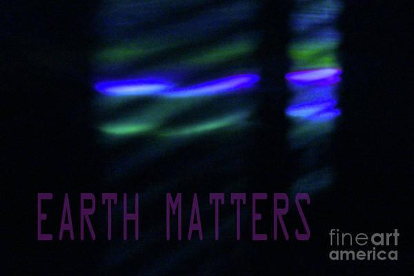 Photograph - Earth Matters #1 by Karen Adams