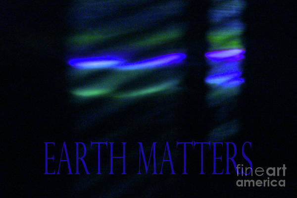 Photograph - Earth Matters #2 by Karen Adams