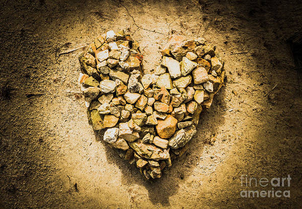 Stone Wall Wall Art - Photograph - Earthly Togetherness by Jorgo Photography - Wall Art Gallery