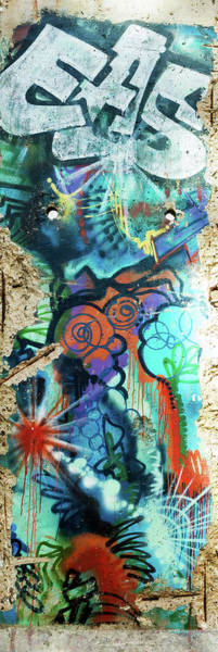 Photograph - Eas Berlin Wall Graffiti by Pierre Leclerc Photography