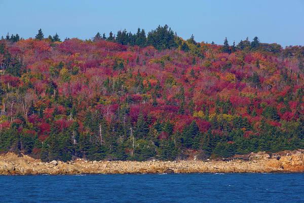Atlantic Canada Wall Art - Photograph - East Coast Colour by Brian Knott Photography
