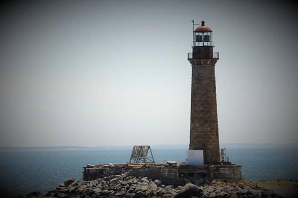 East Coast Lighthouse Art Print