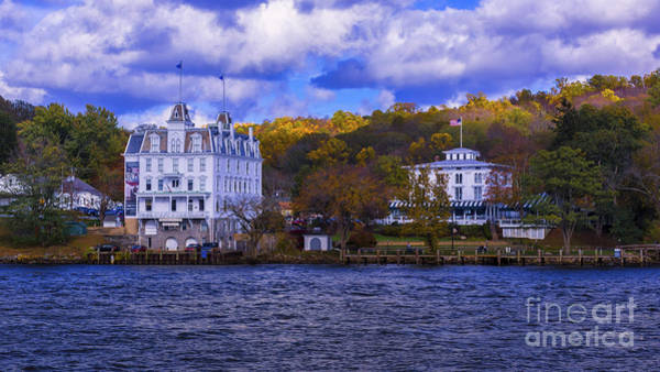 Photograph - Goodspeed Opera House by New England Photography