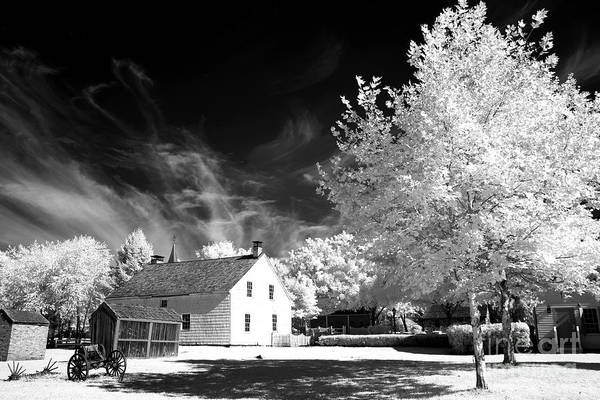 Photograph - East Jersey Olde Towne Village by John Rizzuto