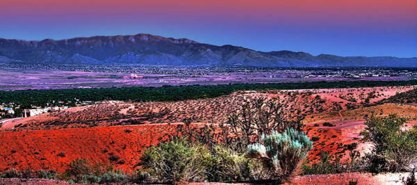Photograph - East Of Albuquerque by David Patterson