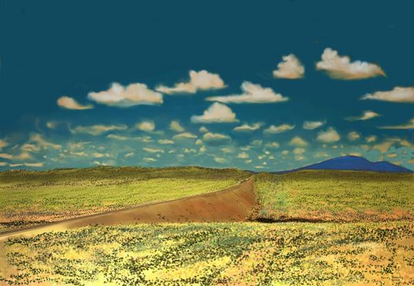 East Of Flagstaff Arizona Art Print