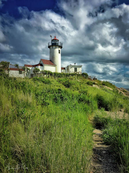 Photograph - East Point Lighthouse by Andrea Platt