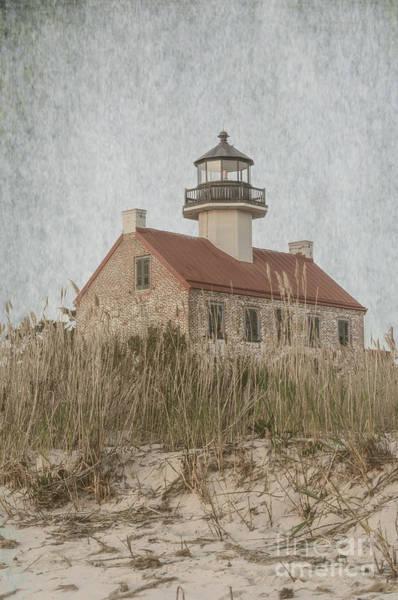 Photograph - East Point Lighthouse by Debra Fedchin