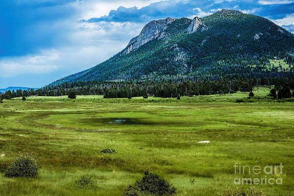 Photograph - East Sheep Lake by Jon Burch Photography