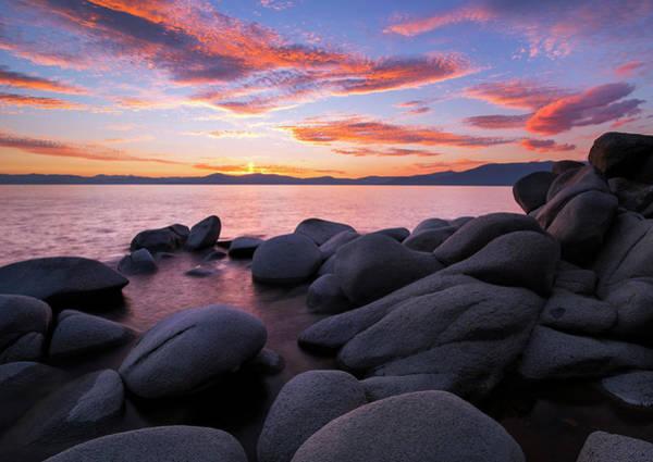 Photograph - East Shore Bliss By Brad Scott by Brad Scott