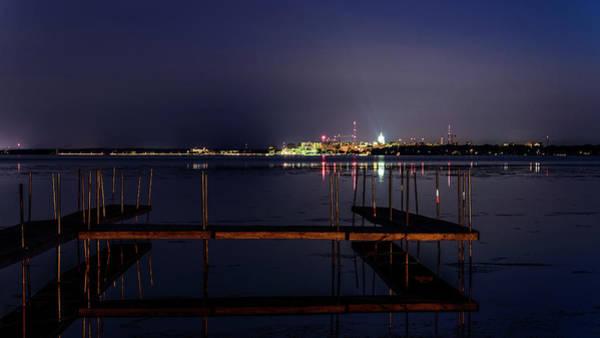 Photograph - East Side Club View by Randy Scherkenbach