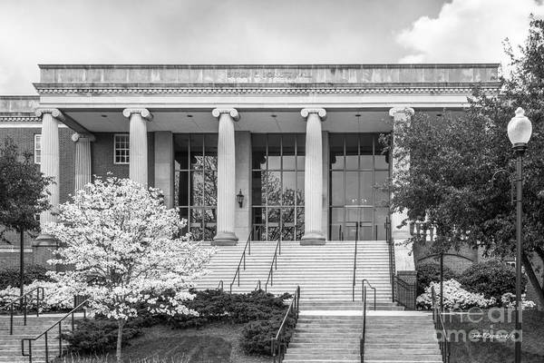 Photograph - East Tennessee State University Dossett Hall by University Icons