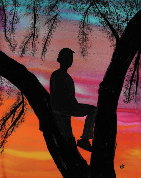 Painting - East Trailridge by Eli Tynan
