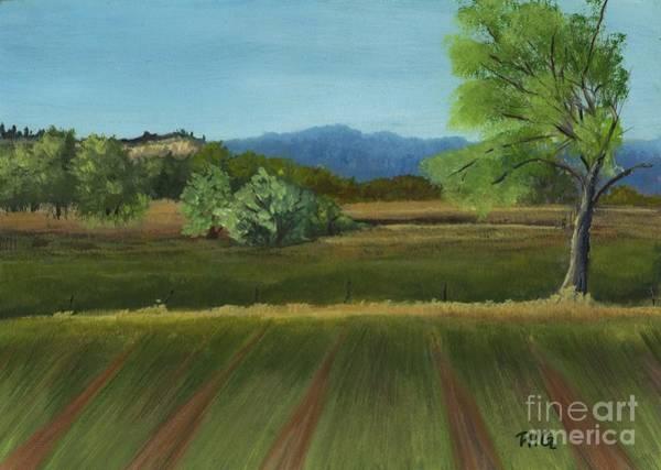 Painting - East View by Rosellen Westerhoff