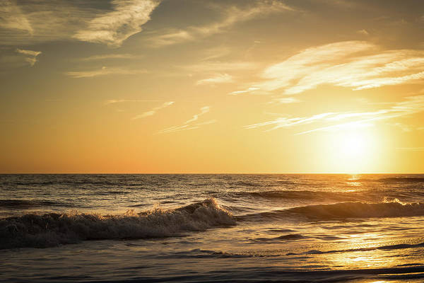 Wall Art - Photograph - Eastcoast Sunset by Ivo Kerssemakers