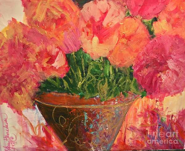 Painting - Color Your Blessings by Sherry Harradence